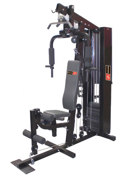 Home gyms hire and sales multi station gyms brisbane and gold
