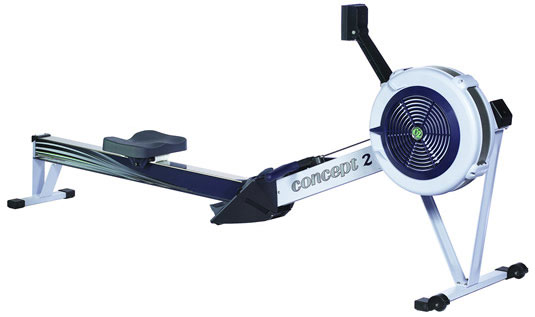 Concept 2 Commercial exercise equipment rower