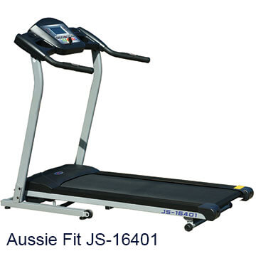 Treadmill Hire : Aussie Fit JS-16401 treadmill