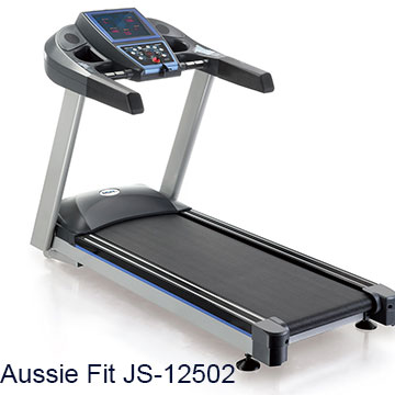 Aussie Fit JS-12502 Commercial exercise equipment treadmill
