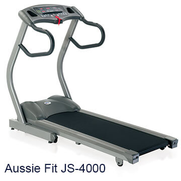 Aussie Fit JS-4000 treadmill