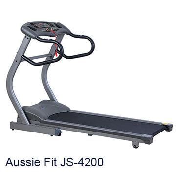 Aussie Fit JS-4200 treadmill