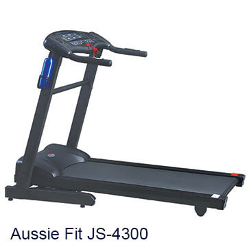 Aussie Fit JS-4300 treadmill